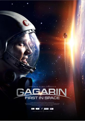 Gagarin: First in Space Poster