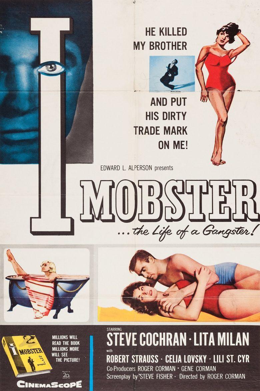 I, Mobster Poster