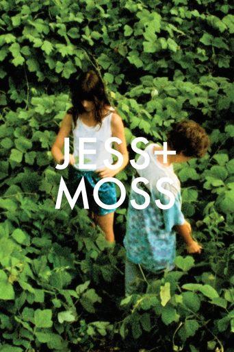 Jess + Moss Poster