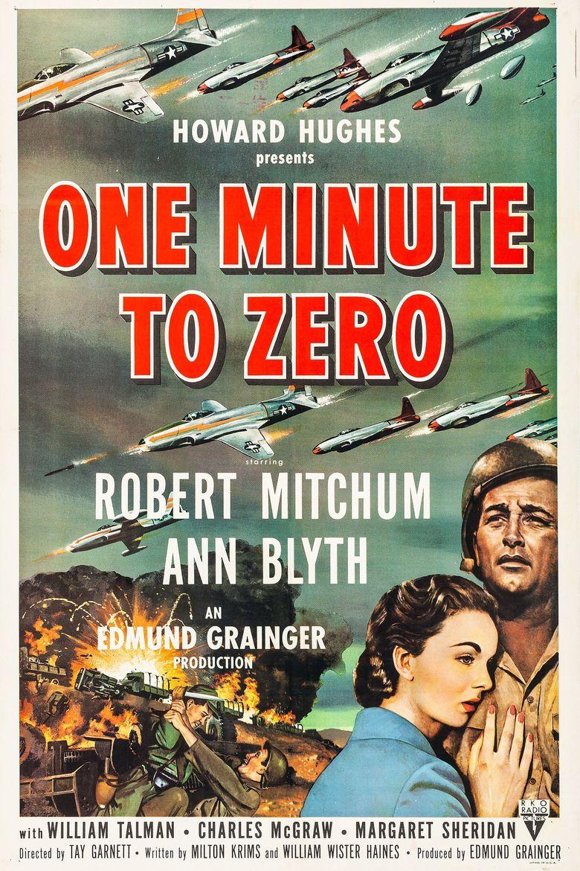 One Minute to Zero Poster