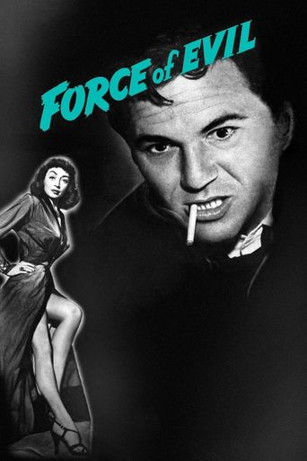 Force of Evil Poster