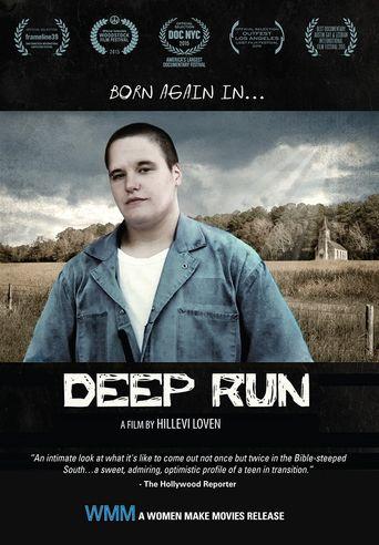 Deep Run Poster