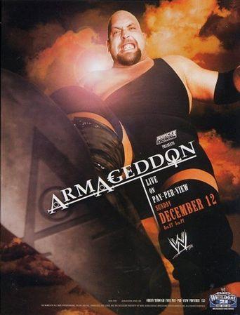 WWE Armageddon 2004 Poster