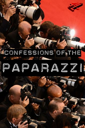 Confessions of the Paparazzi Poster