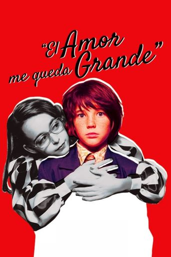 Love Is More than I can Handle Poster