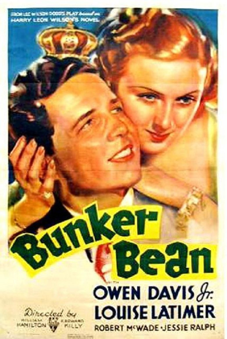 Bunker Bean Poster