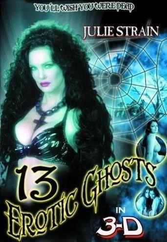 Thirteen Erotic Ghosts Poster