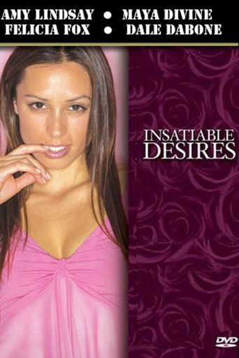 Insatiable Desires Poster