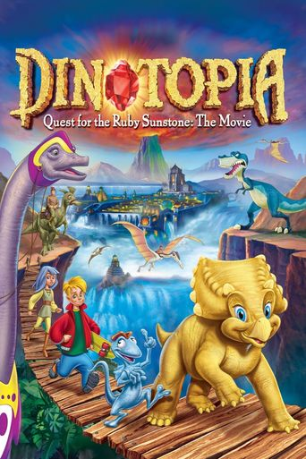 Dinotopia: Quest for the Ruby Sunstone Poster