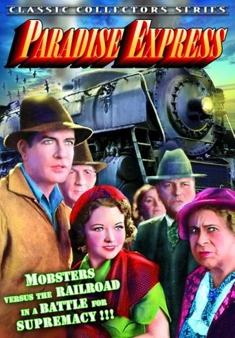 Paradise Express Poster