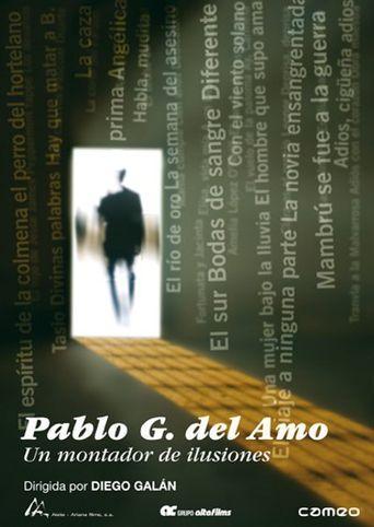 Pablo G. del Amo, un montador de ilusiones Poster