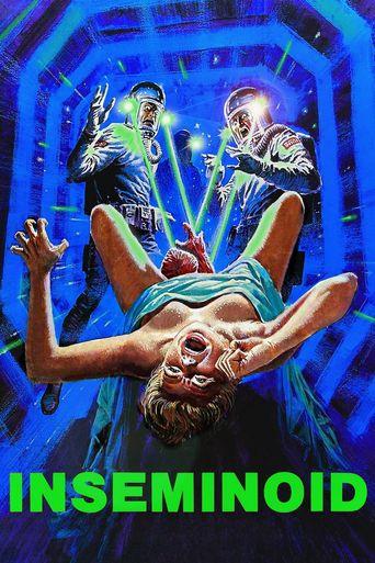 Inseminoid Poster