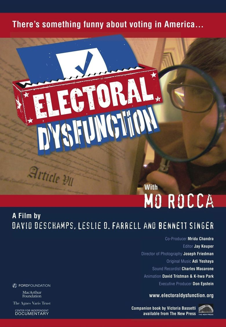 Electoral Dysfunction Poster