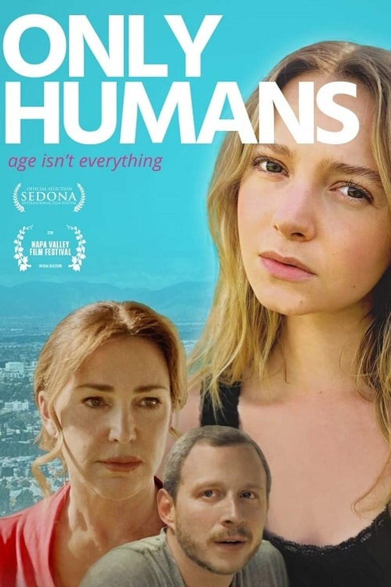 Only Humans Poster