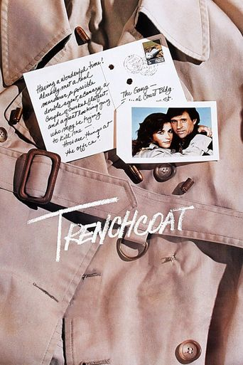 Trenchcoat Poster