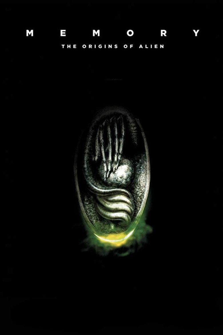 Memory: The Origins of Alien Poster