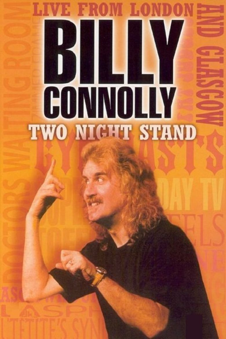 Watch Billy Connolly: Two Night Stand