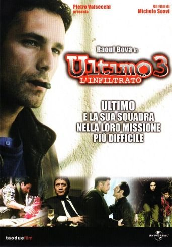 Ultimo 3 - L'Infiltrato Poster