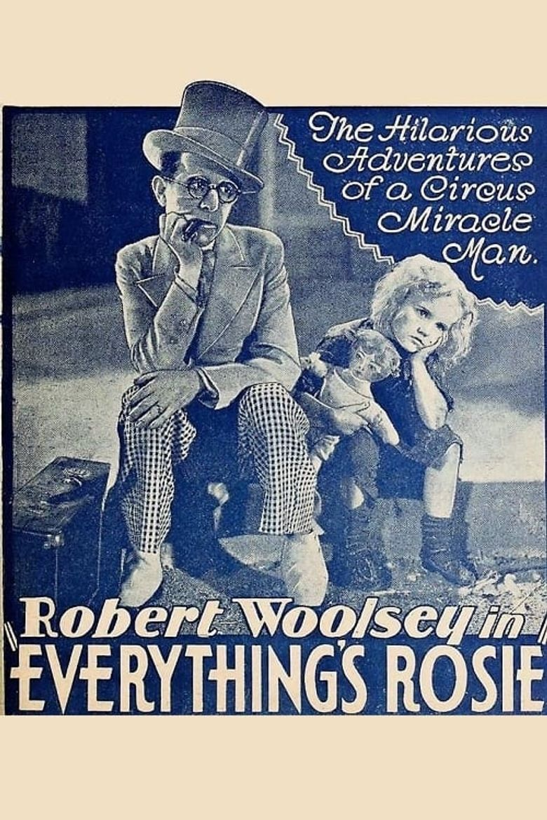 Everything's Rosie Poster