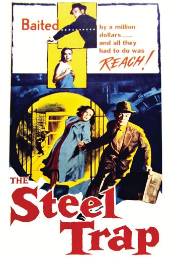 The Steel Trap Poster