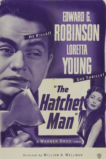 The Hatchet Man Poster
