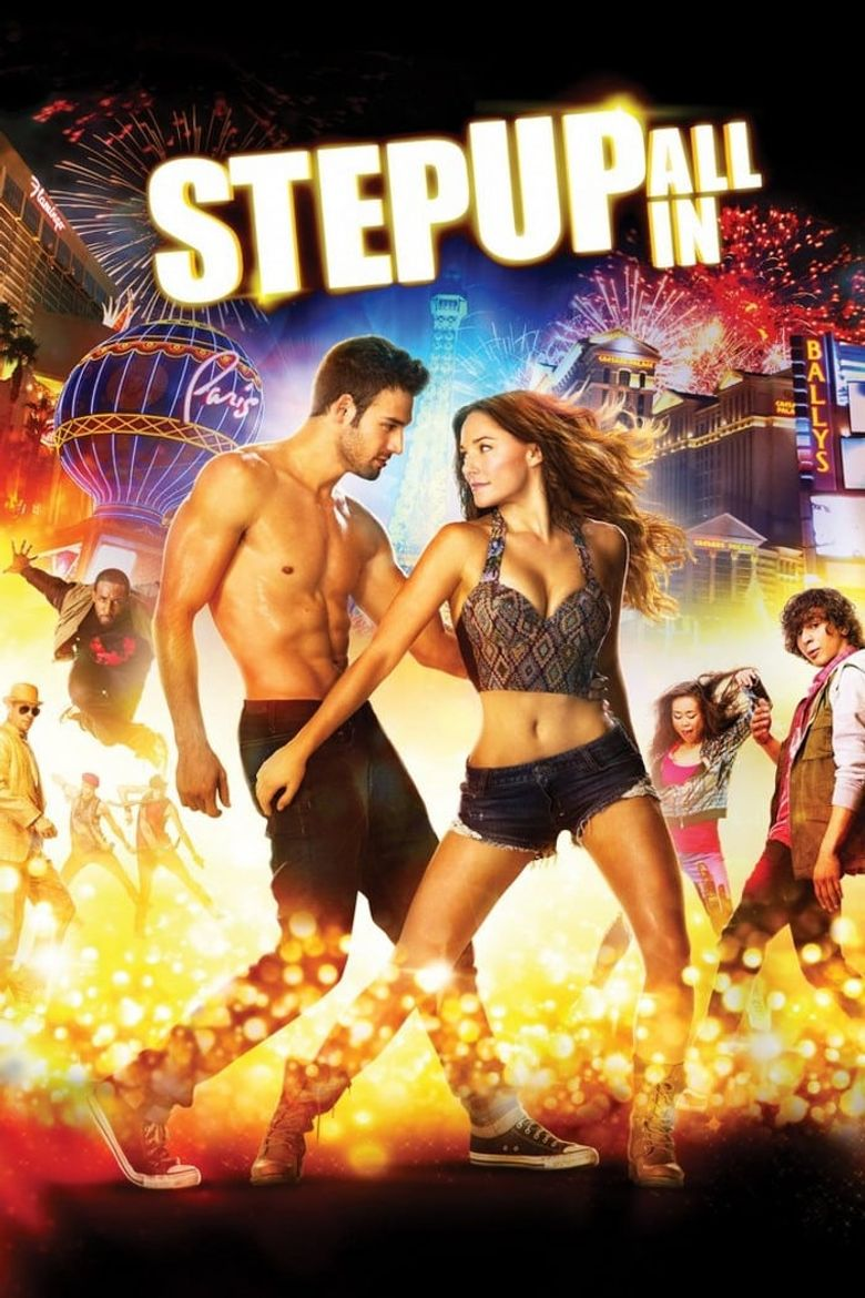Step Up All In Poster