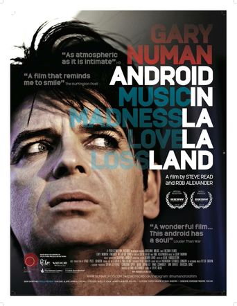 Gary Numan: Android In La La Land Poster
