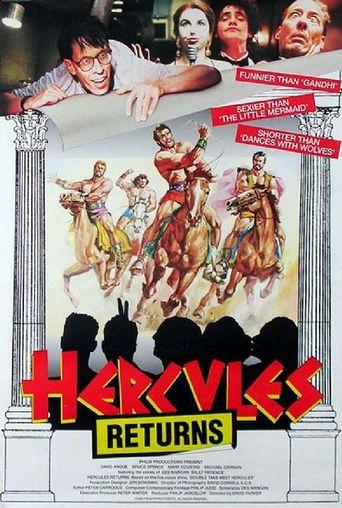 Hercules Returns Poster