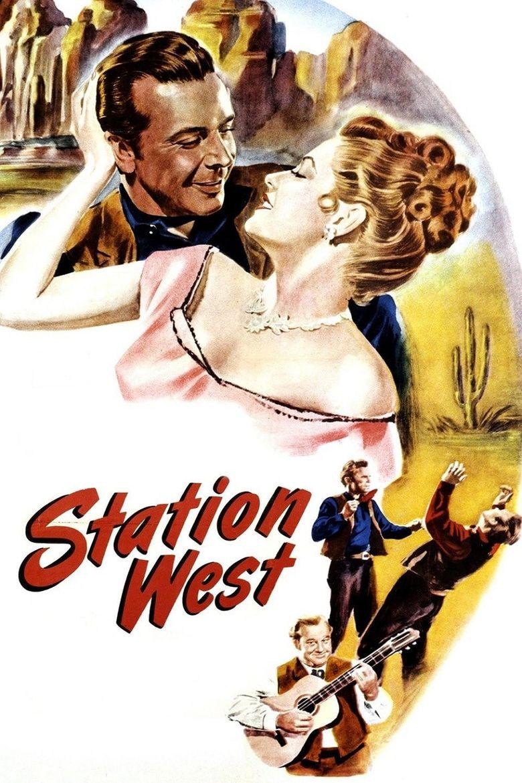 Station West Poster