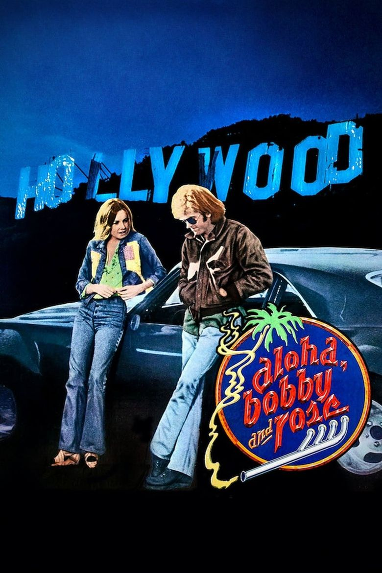 Aloha, Bobby and Rose Poster