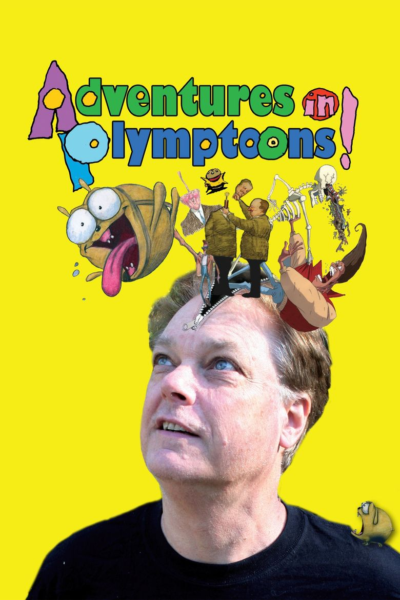Adventures in Plymptoons! Poster