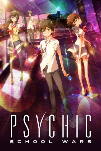 Psychic School Wars Poster