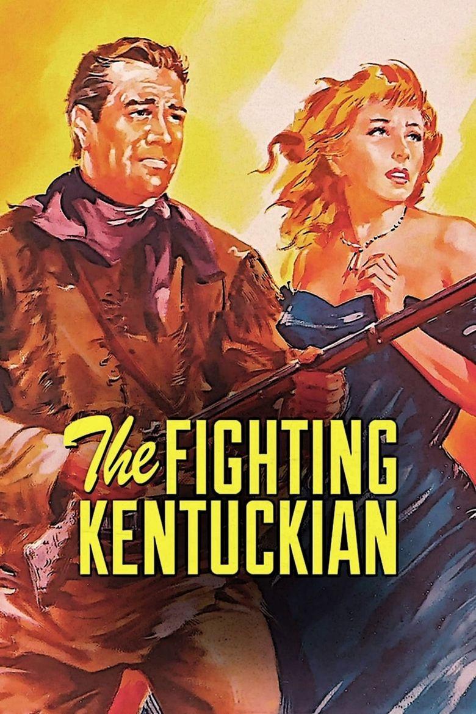 The Fighting Kentuckian Poster