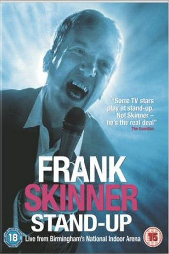 Frank Skinner: Stand-Up Poster