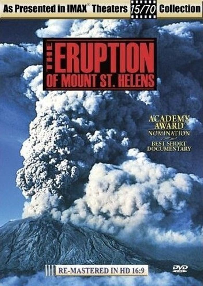 The Eruption of Mount St. Helens! Poster