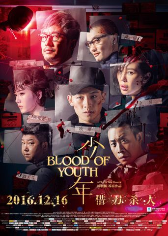 Blood of Youth Poster