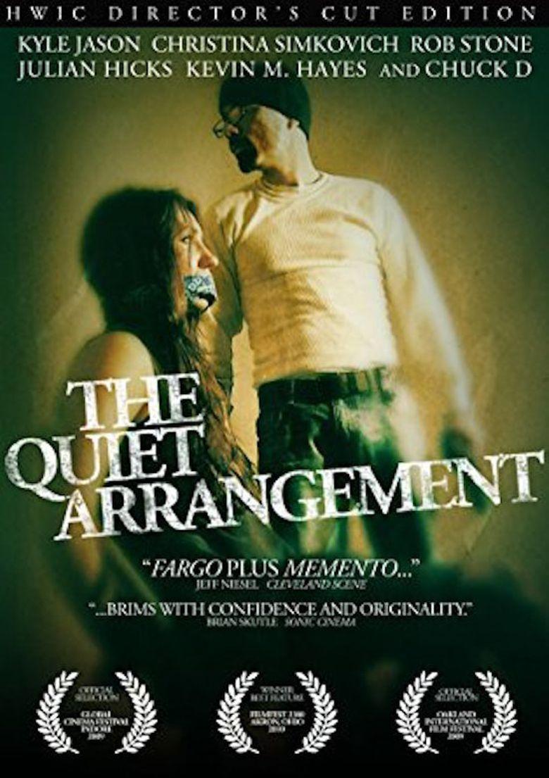 The Quiet Arrangement Poster
