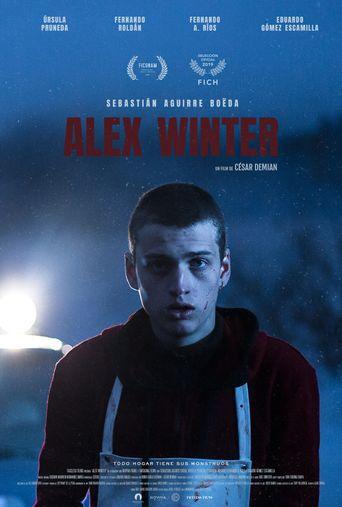 Alex Winter Poster