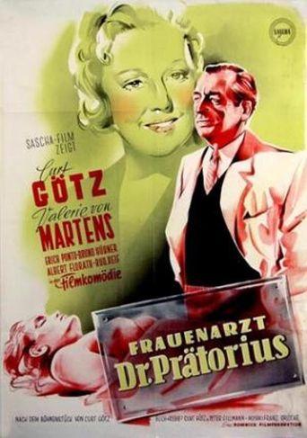 Frauenarzt Dr. Prätorius Poster