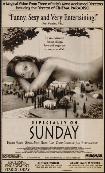 Especially on Sunday Poster