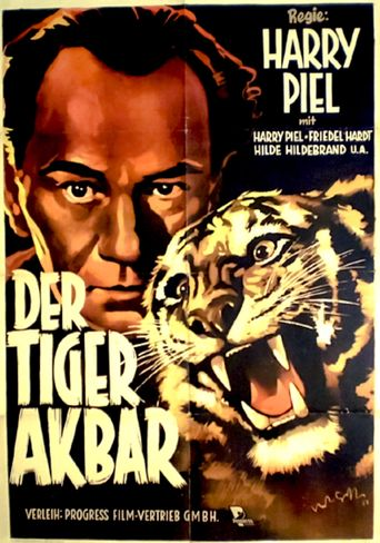 Tiger's Claw Poster