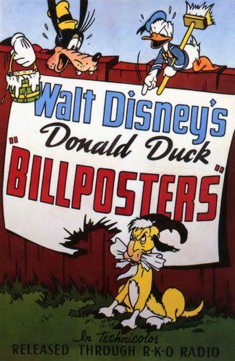 Billposters Poster