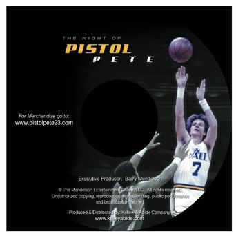 The Night of Pistol Pete Poster