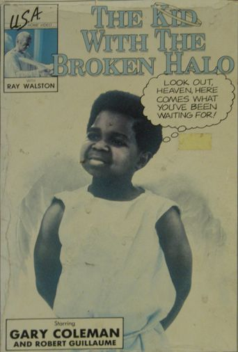 The Kid with the Broken Halo Poster