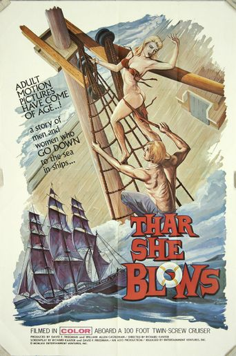 Thar She Blows! Poster