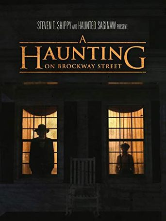 A Haunting on Brockway Street Poster
