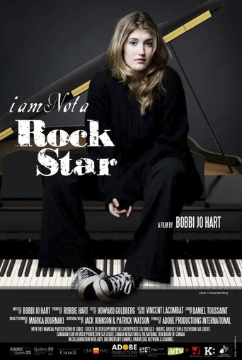I Am Not a Rock Star Poster
