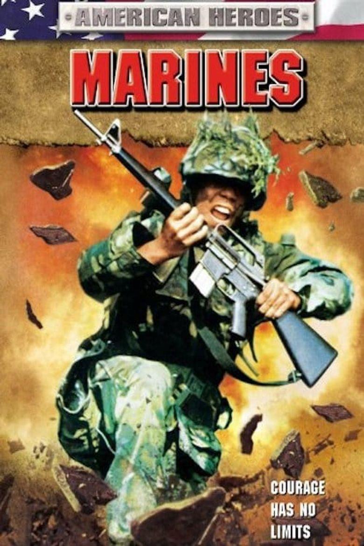 Marines Poster