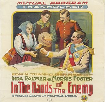 In the Hands of the Enemy Poster