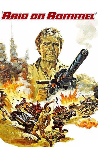 Raid on Rommel Poster